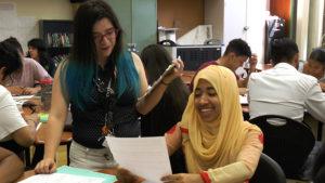 Strategic Inquiry classroom